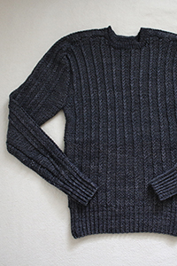 Madelinetosh Patterns - Tosh Patterns - Atlas Pullover - PDF DOWNLOAD photo