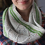 Madelinetosh Tosh Patterns - Folklore Cowl - PDF DOWNLOAD