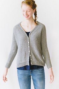 Berroco Remix Light Hope Cardigan Kit - Women's Cardigans