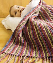Mission Falls 1824 Cotton Bob Blankie Kit - Baby and Kids Accessories