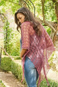 Rowan Selects Denim Mote Shawl Kit - Scarf and Shawls