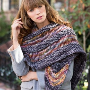 Malabrigo Rasta Degraw Shawl Kit - Scarf and Shawls