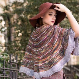 Malabrigo Arroyo St. Johns Shawl Kit - Scarf and Shawls