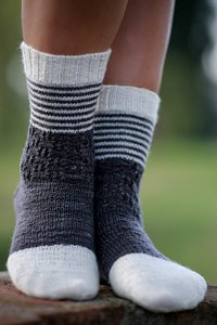 Lorna's Laces Shepherd Sock 2 Color Socks Kit - Socks