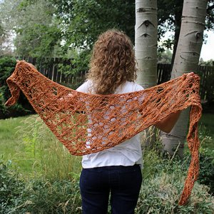 Madelinetosh A.S.A.P. Midsomer Shawl Kit - Scarf and Shawls