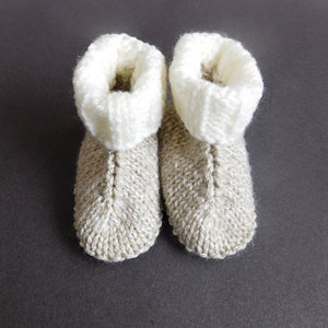 Blue Sky Fibers Skinny Cotton Baby Hug Boots Kit - Baby and Kids Accessories