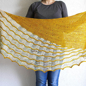 Malabrigo Mechita Good Vibes Shawl Kit - Scarf and Shawls
