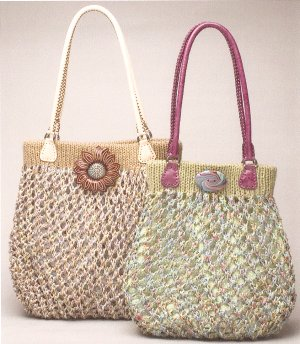 Grayson E Patterns - Beachcomber Bag and Purse Pattern