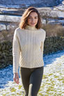 Rowan Valley Tweed Beautham Pullover