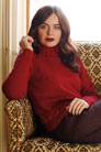 Rowan Kid Classic Redwood Pullover Kit
