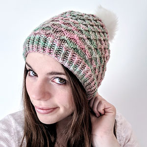 Lorna's Laces Shepherd Worsted Storyteller Hat Kit - Hats and Gloves