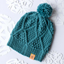 Kelbourne Woolens Germantown January Hat Kit