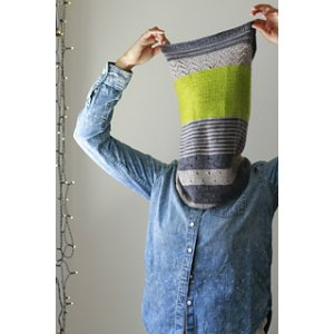 Urth Yarn Kashmir Mono 3 Color Cashmere Cowl Kit - Scarf and Shawls
