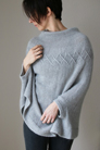 Shibui Knits Silk Cloud and Echo Quiet City Pullover Kit