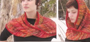 Ilga Leja Handknit Designs Patterns - Ancient Bark Pattern