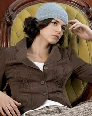 Blue Sky Alpacas Adult Clothing Patterns - Knot Hat Pattern