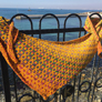 Urth Yarns Uneek Worsted Welsh Blanket Boomerang Shawl Kit