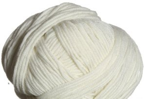 Crystal Palace Merino 5 Yarn - 5201 Snow White