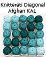 Cascade Yarns Knitterati Diagonal Afghan 2019 Kit