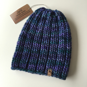Malabrigo Rasta Mega Rib Hat Kit - Hats and Gloves