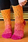 SweetGeorgia Yarns Taffy Toes Socks Kit