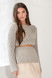 Rowan Waver Sweater Kit - Women's Pullovers