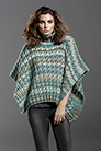 Universal Yarn Hidden Treasure Poncho Kit