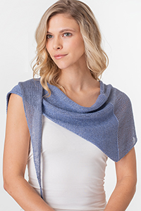 Shibui Knits Earhart Scarf Kit - Scarf and Shawls