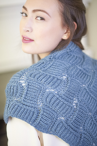 Berroco Beatriz Shawlette Kit - Scarf and Shawls