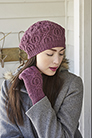Berroco Claudette Beret and Gloves Kit